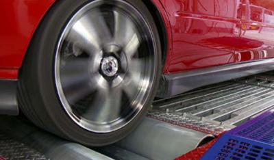 Araç Motor Testi Dyno