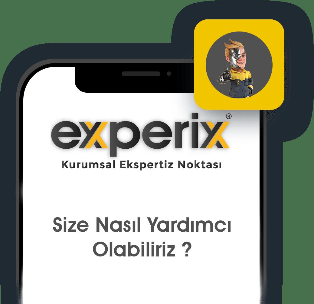Experix Eskişehir Kurumsal Oto Ekspertiz Markası